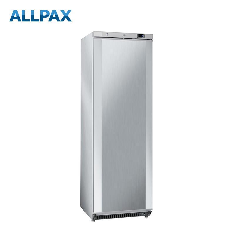 Lagerkühlschrank ECO Edelstahl 400 Liter