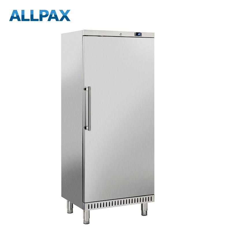 Lagerkühlschrank Gastro Edelstahl 400 Liter