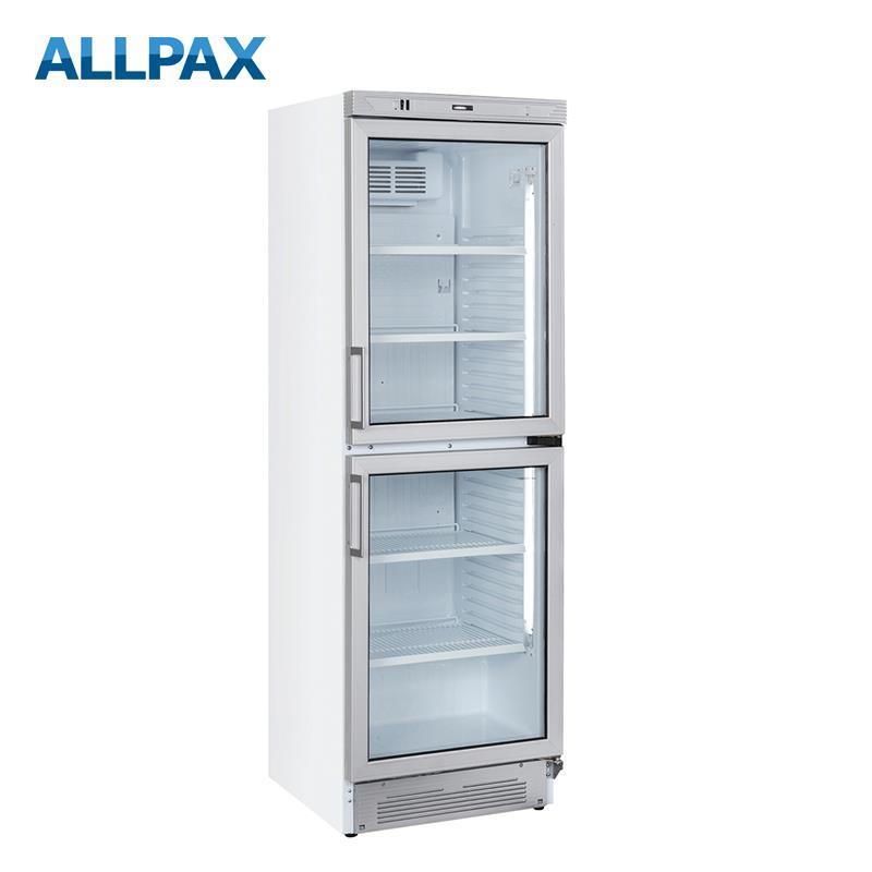 Getränkekühlschrank 390 Liter, 2 Türen