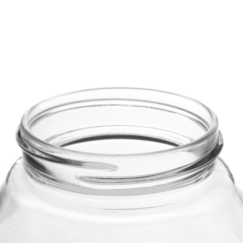 Leifheit Frucht & Fun Einkochglas / Einmachglas 0,75 L