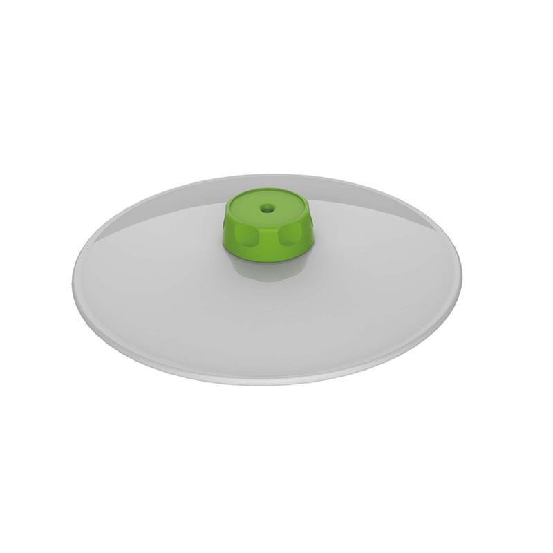 Vakuumdeckel - rund, Durchmesser 100 mm
