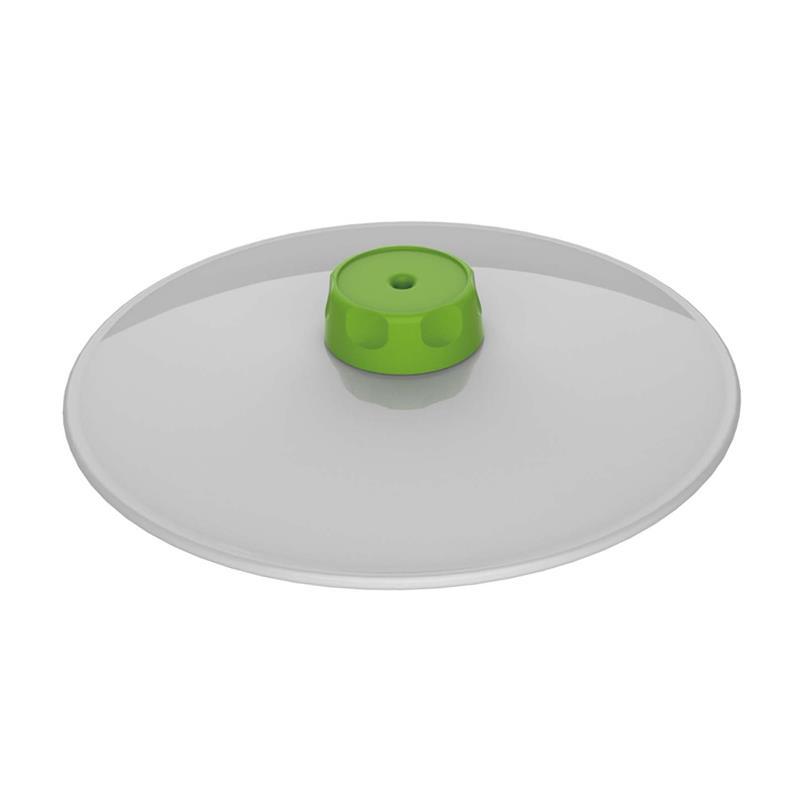 Vakuumdeckel - rund, Durchmesser 200 mm