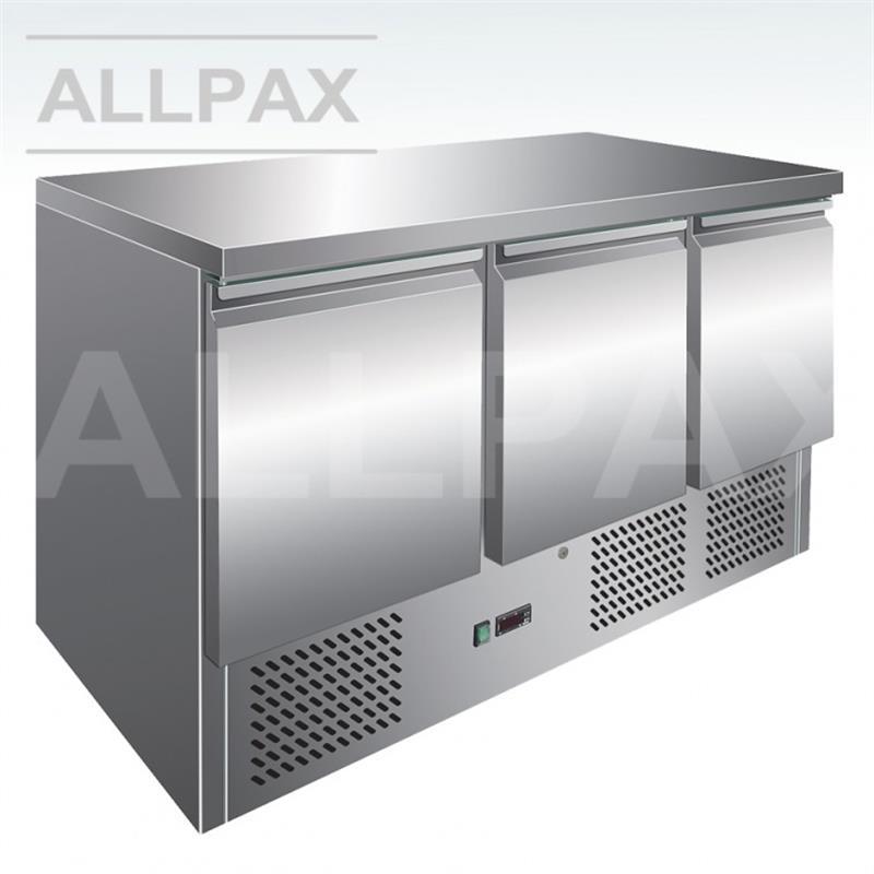 Universalkühltisch - 3 Türen