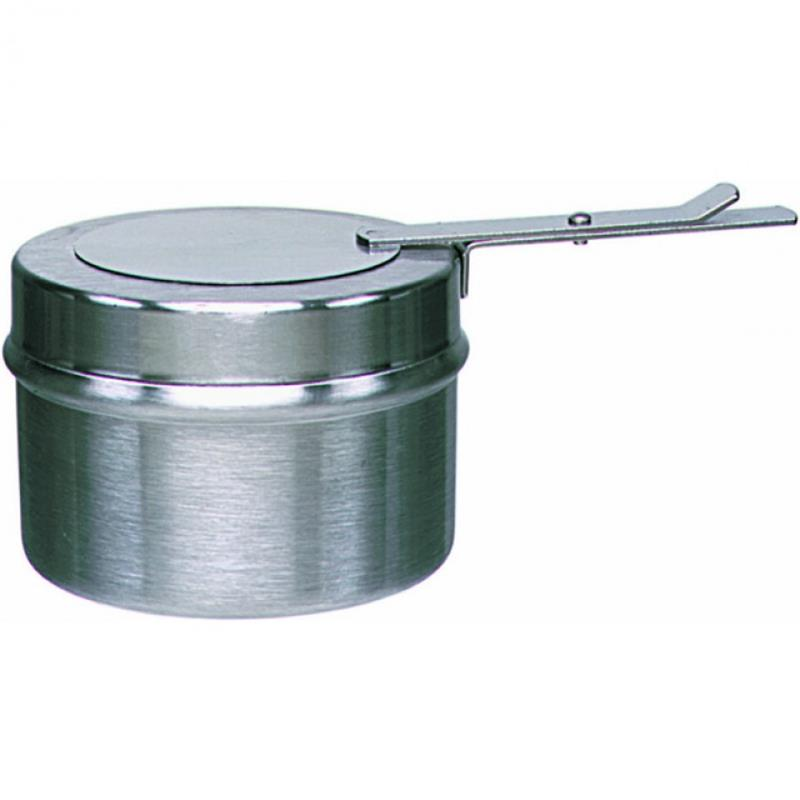 Brennpastenbehälter für Dosen a. 225 Gramm