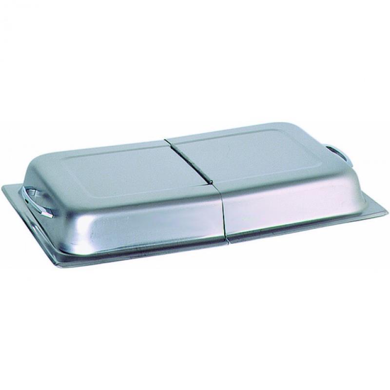 Domdeckel GN 1/1 mit Scharnier, für Chafing Dish & GN-Behälter
