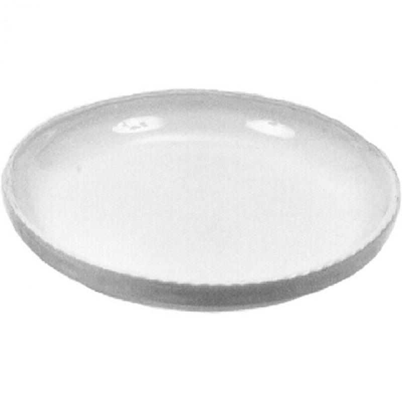 Backform aus Porzellan, rund, 6 Größen