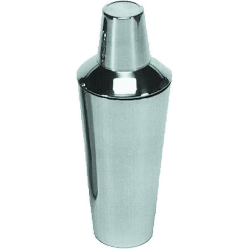 Cocktailshaker 0,75 ltr.