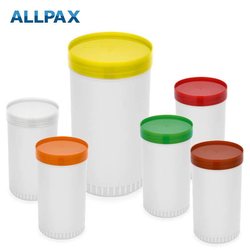 Vorratsbehälter für Pour-Master, versch. Farben