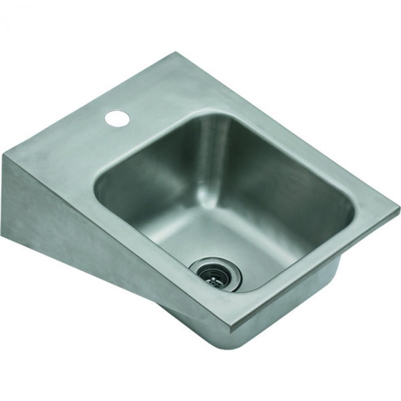 Handwaschbecken 42x33 cm, CNS