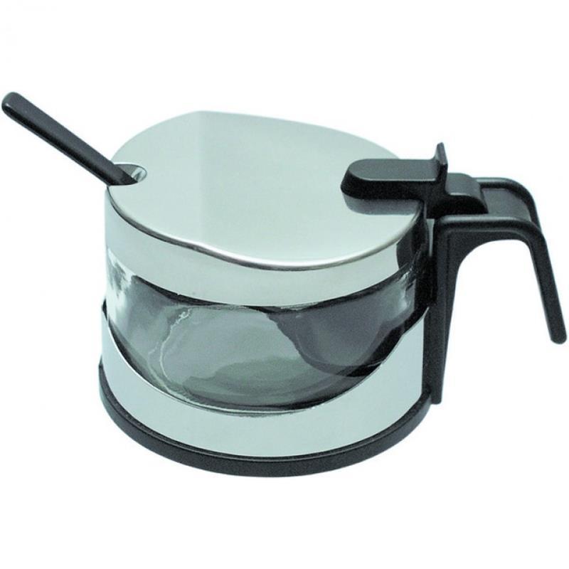 Parmesan- / Marmeladendose, Unterteil Kunststoff