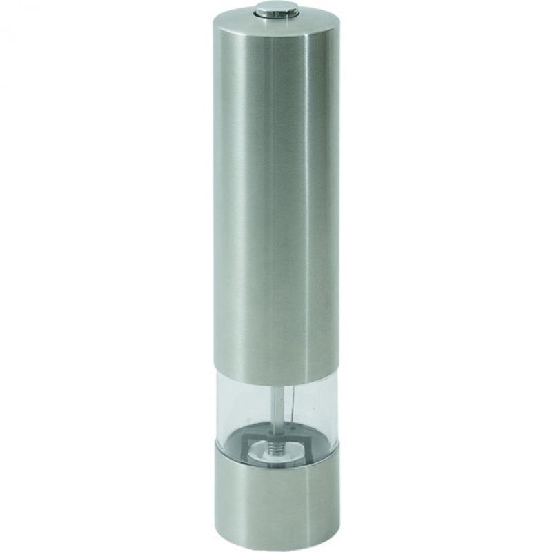 Pfeffer- / Salzmühle mit Batteriebetrieb, 22 cm