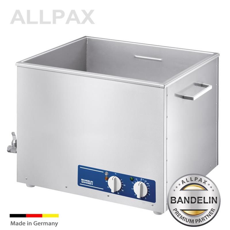 Ultraschallgerät Sonorex Longlife RK 1050 CH  90 Liter, geschweißte Wanne