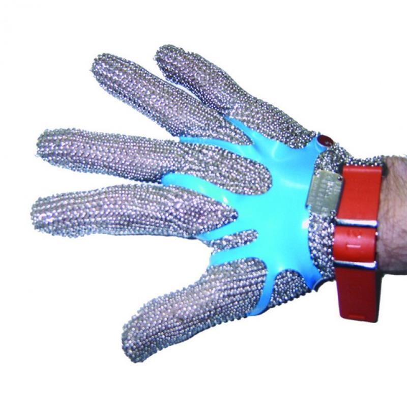 PU Handschuhspanner, blau