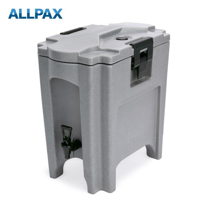 Getränke-Thermobehälter 18 ltr., hellgrau