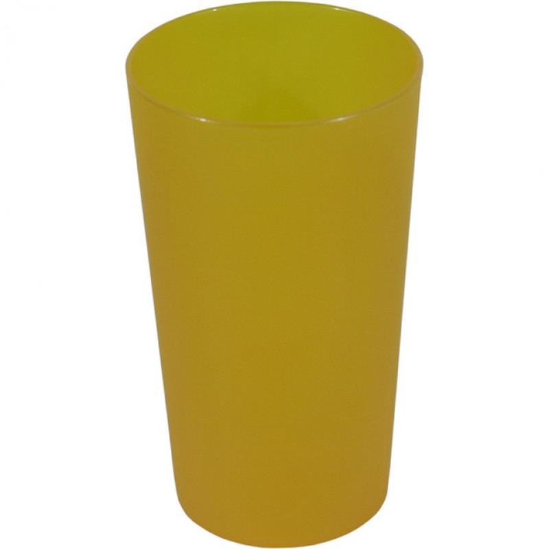 PP-- Trinkbecher orange
