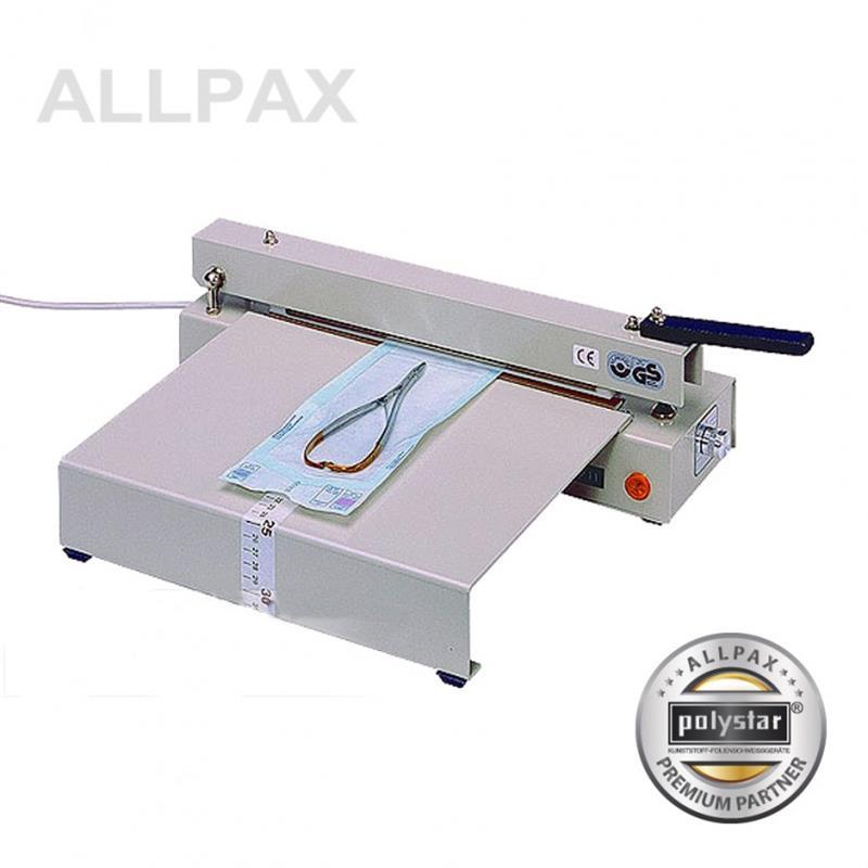 polystar® 244 / 245 Tisch-Schweißgerät für Sterilfolien