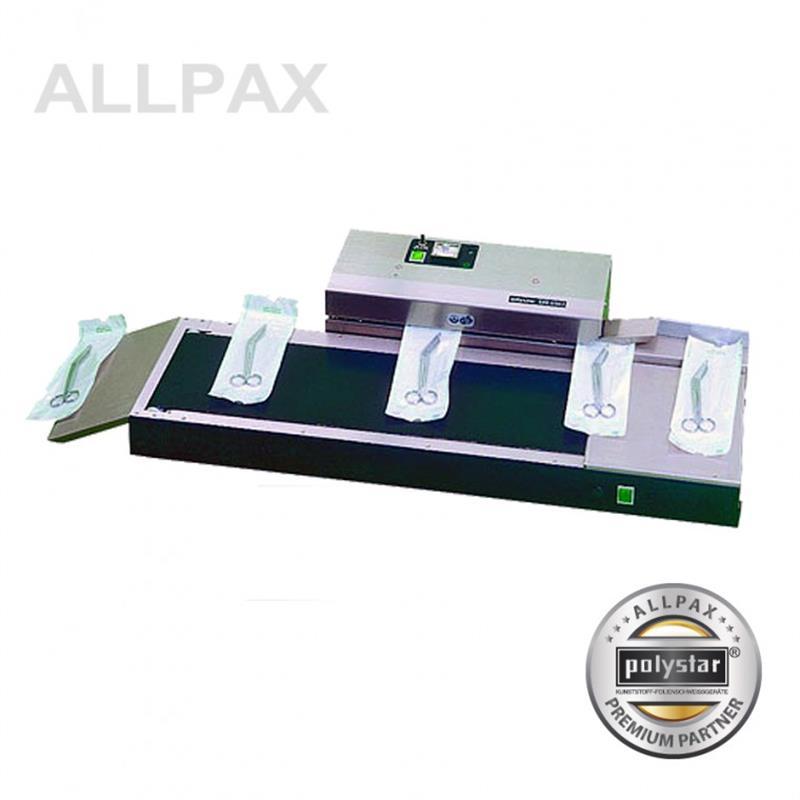 Tisch-Transportband für Polystar-Geräte