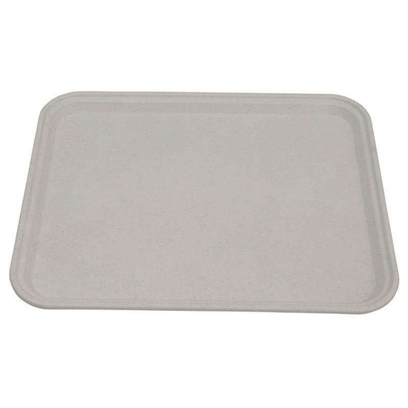 Polyester-Tablett, hellgrau -  besonders preiswert