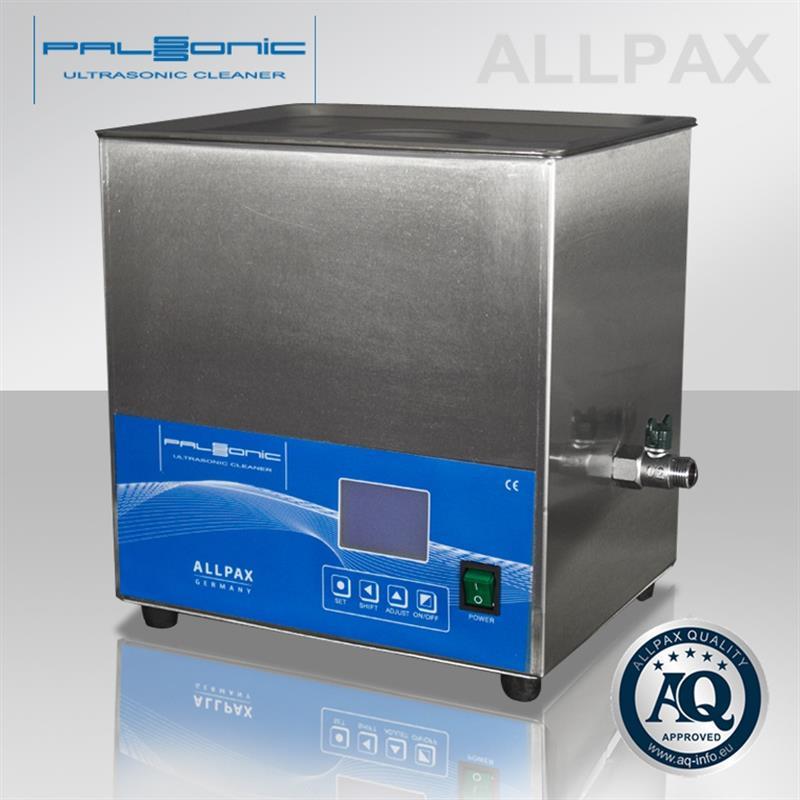 PALSSONIC Ultraschallreinigungsgerät 10 Liter, Mehrfrequenzgerät 25/45 kHz