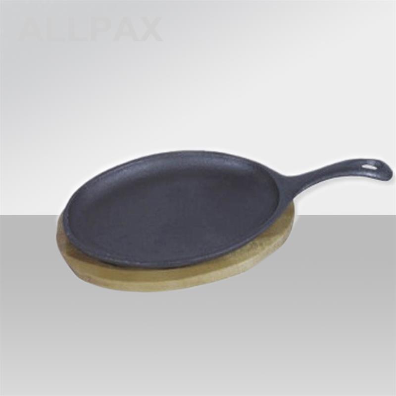Servierpfanne oval 24x17cm