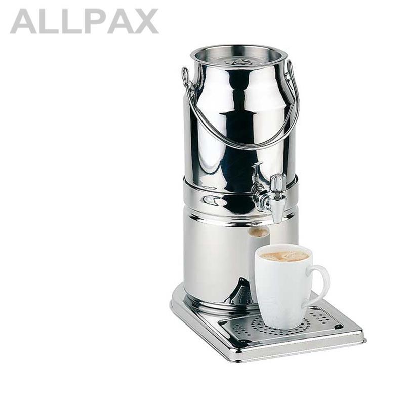 Edelstahl Milchkanne -TOP FRESH- 3 Liter