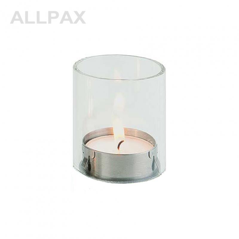 Ersatz-Glas, klar, einzeln ca. Ø 5 cm - passend zu Art-Nr. ASU-3026