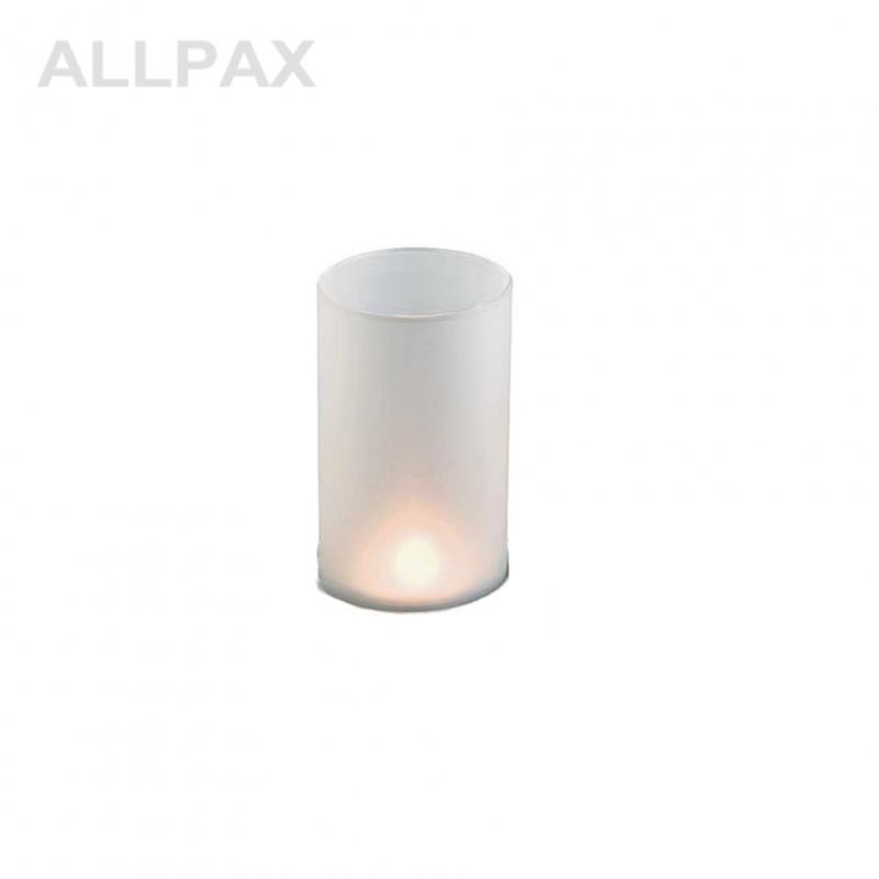 Glas satiniert, einzeln zu Windlicht ASU-3016