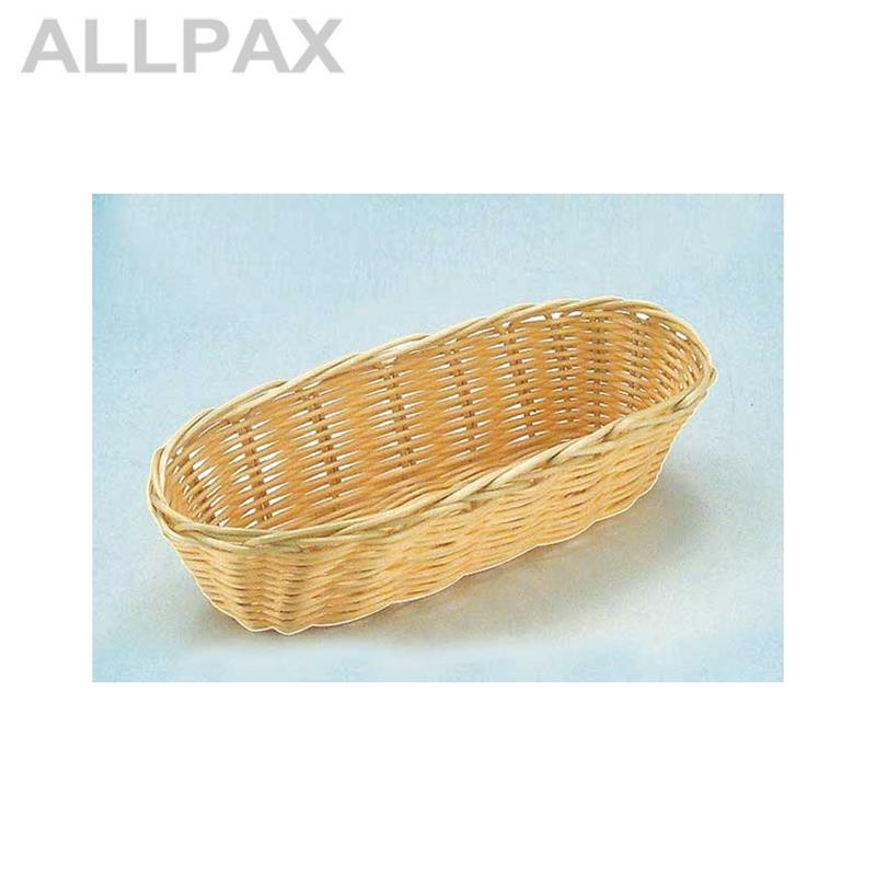 Brot- und Obstkorb - BASIC - oval