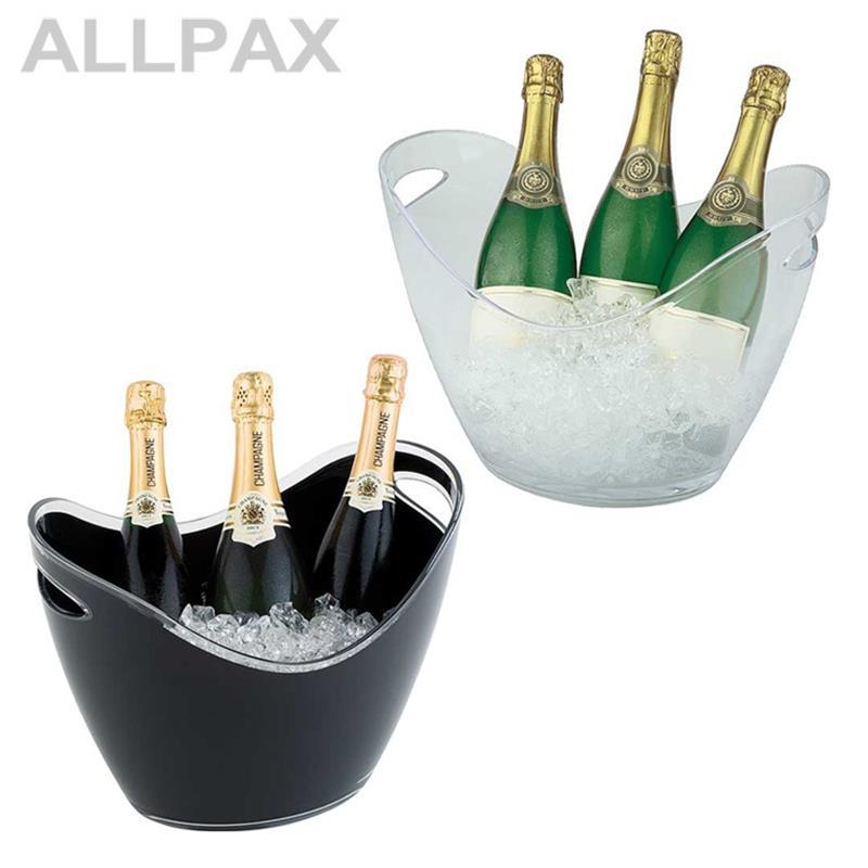 Wein-/Sektkühler in 2 Farben und 2 Größen