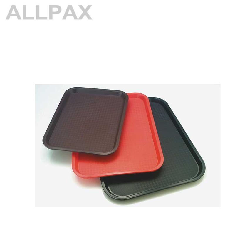 Fastfood-Tablett 35 x 27 cm in 4 Farben