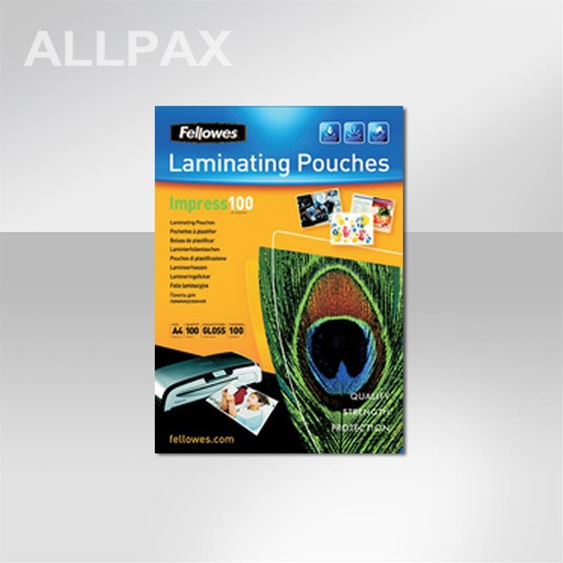 Laminierfolientaschen - glänzend - Format A5 -