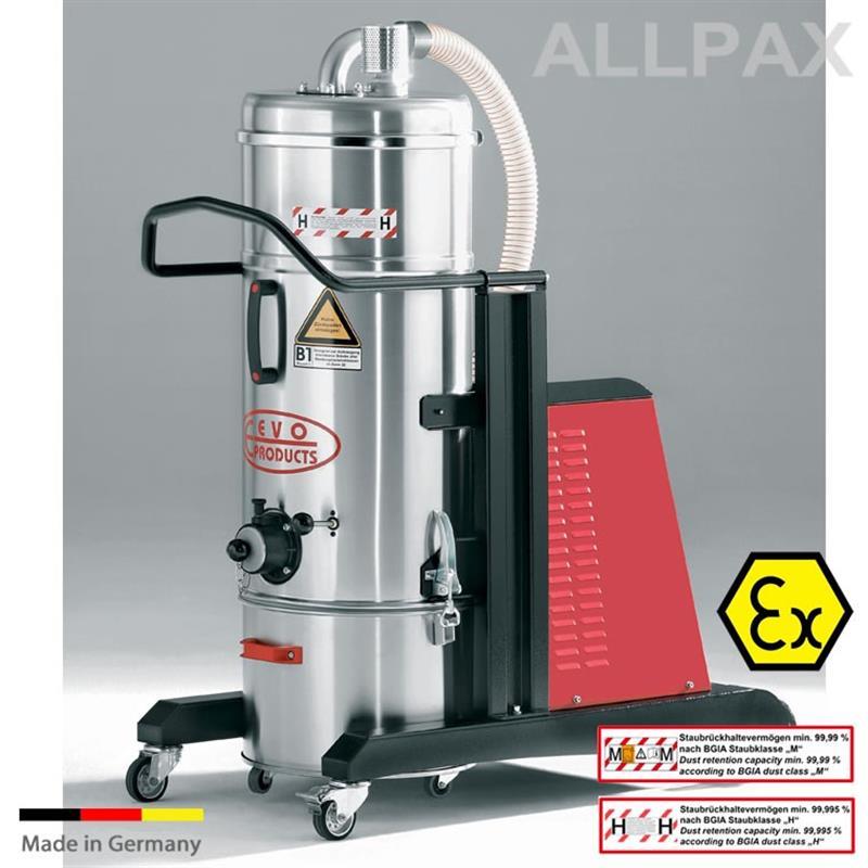 ExSchutz Wechselstromsauger, 35 ltr. - 1,5 kW