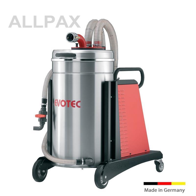 Flüssigkeitssauger für schwere Späne und lange Rohre, 3,0 kW