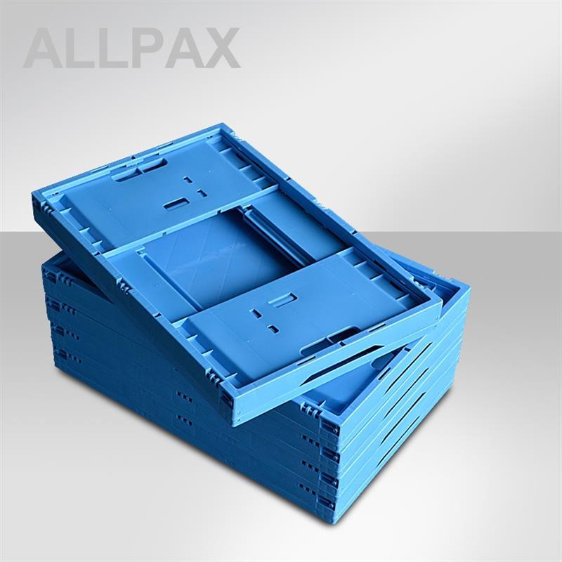 klappbox kunststoff lxbxh 40 x 60 x 22 cm faltbar. Black Bedroom Furniture Sets. Home Design Ideas