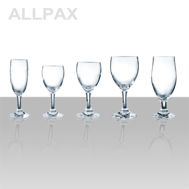 Glas - Serie ADALIA - verschiedene Ausführungen