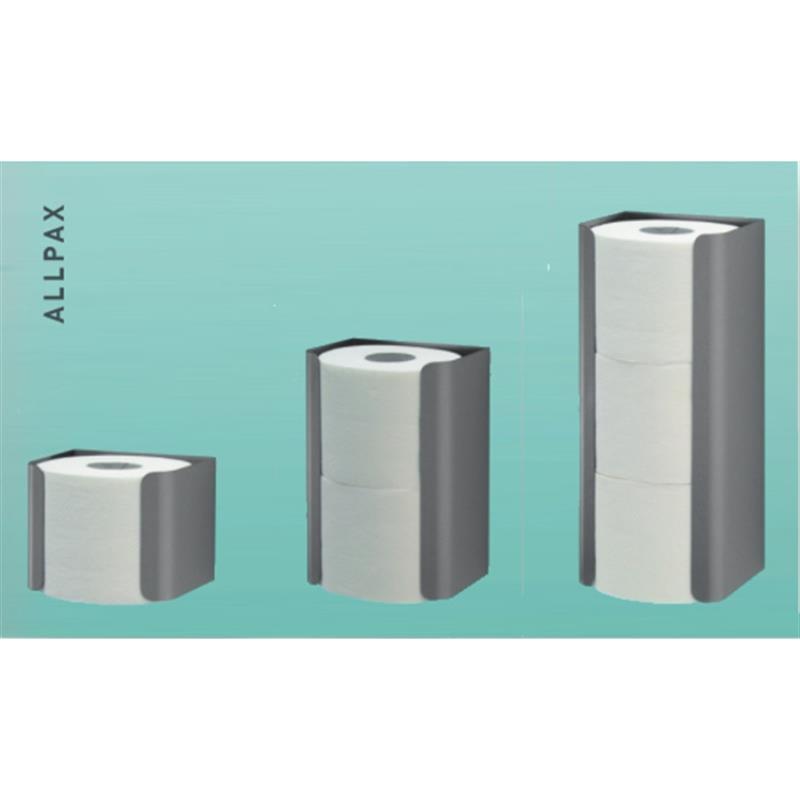 Halter für Toilettenpapier 3 Rollen