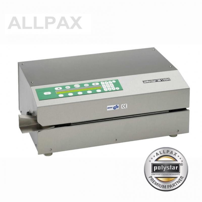 polystar® 981 DSM Durchlaufschweißgerät