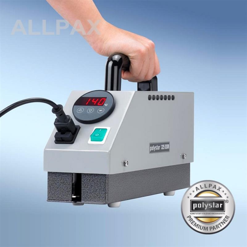 Handgeführtes Durchlaufschweißgerät polystar® 325 DSM
