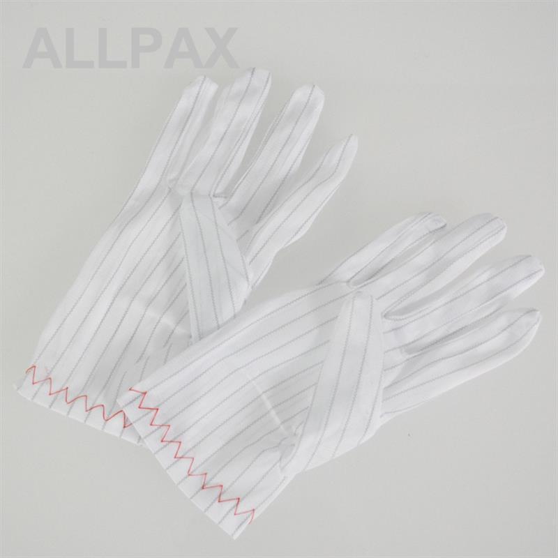 ESD Handschuhe Polyester Gr. M