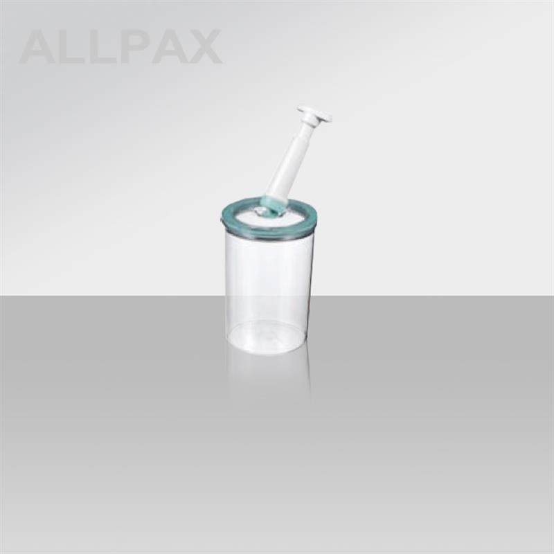 VAKUUM-Frischhaltedosen - PC - Volumen wahlweise 0,7 Liter, 1,5 Liter, 2,4 Liter