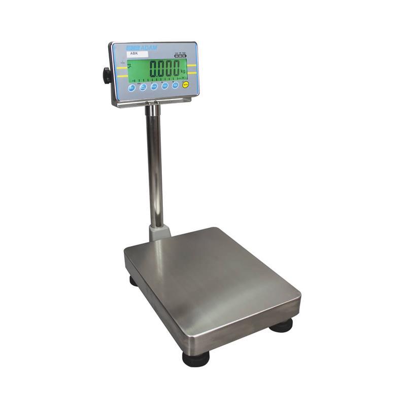 ABK Tisch-Plattformwaage mit Hochanzeige