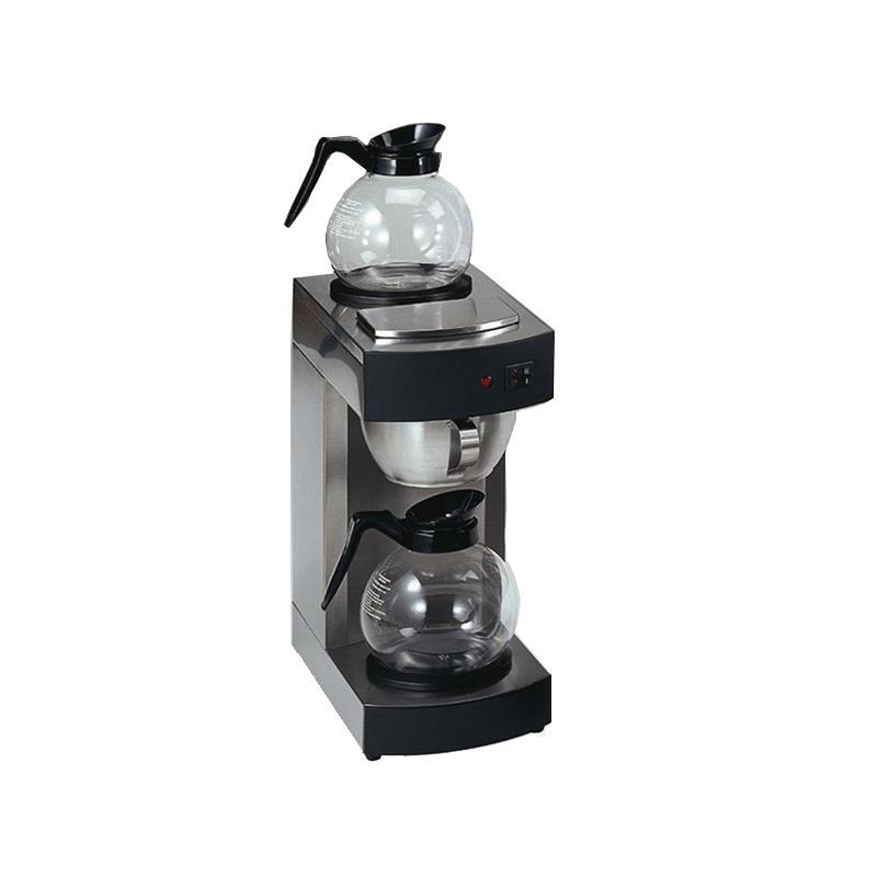 allpax filter kaffeemaschine 2 glaskannen. Black Bedroom Furniture Sets. Home Design Ideas