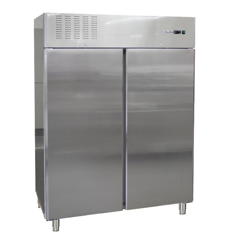 Gefrierschrank Gastro 1390 Liter GN 2/1, 2 Türen