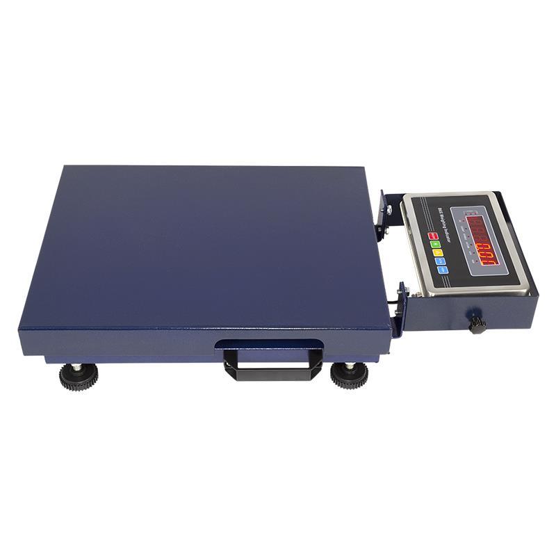Transportable Paketwaage 40x50 cm mit Anzeige