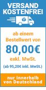 Versandkostenfrei ab 80€