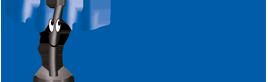 Stoppo Logo, blau